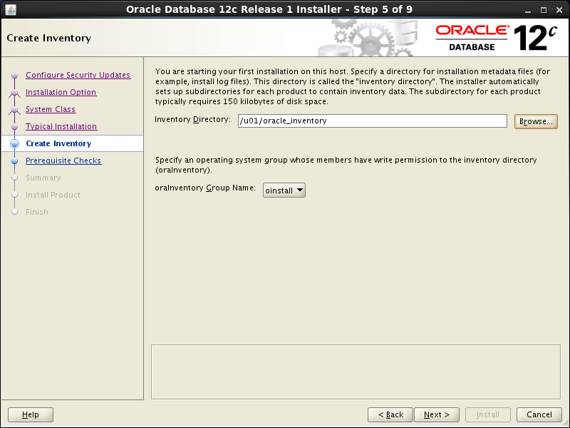oracle database download for centos 7