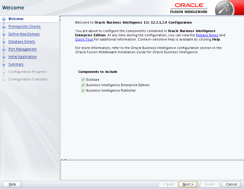 OBIEE (Oracle Business Intelligence Enterprise Edition) 12c