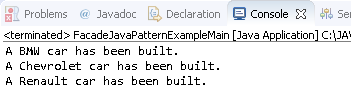 Facade Java Design Pattern Explanation And Example