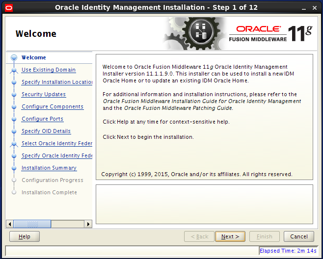 how to configure oracle internet directory oid step by step approach rh learn it with examples com Oracle Application Server Oracle Workflow