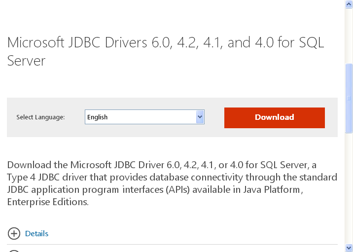 How to install a JDBC driver in WildFly for SQLServer database (from